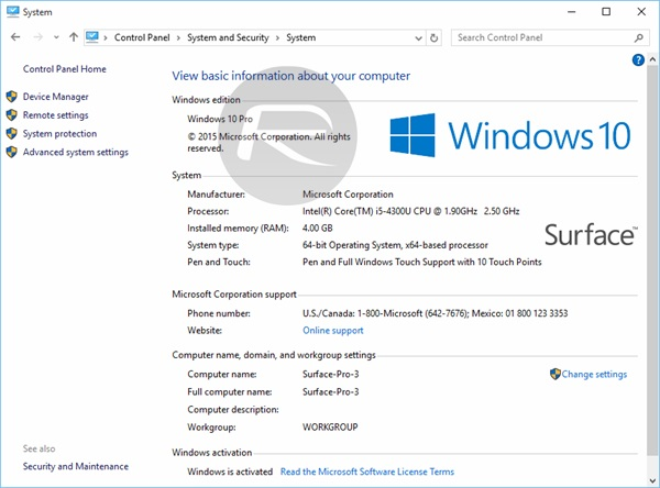 Free Windows 10 Product Key 2019 100% Working