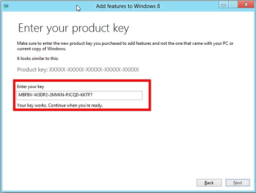 Free Windows 8 Product Key 2019 100% Working