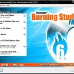Ashampoo Burning Studio Free 2019