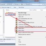 How to open iso file windows 10/8/7