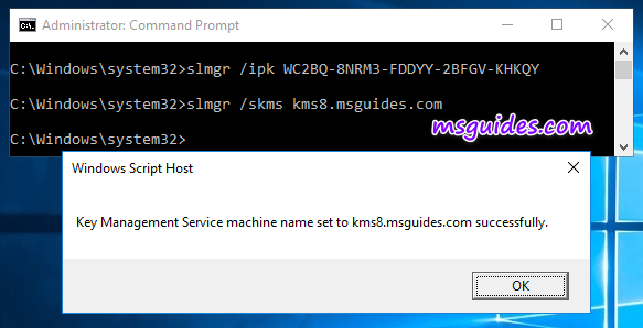 How to activate Windows Server without product key