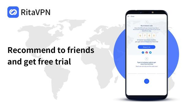 Ritavpn - One of the best VPN