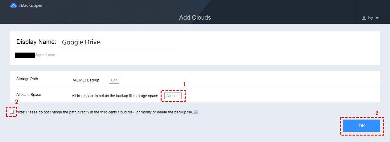 Cloud to Cloud Migration with cBackupper Effortlessly 3