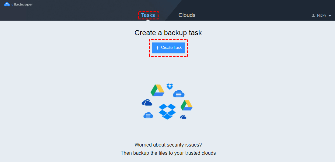 Cloud to Cloud Migration with cBackupper Effortlessly 4