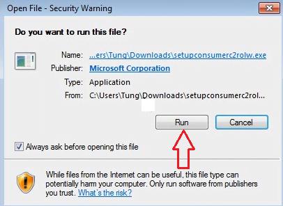 run Office 2010 Starter
