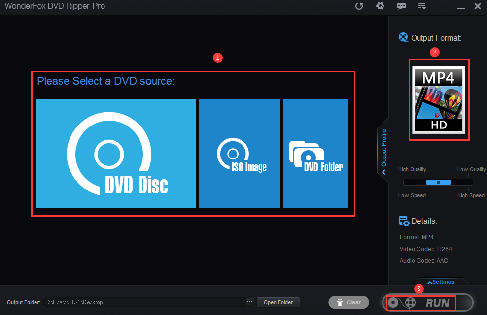 How to convert DVD movies to HD video formats with WonderFox DVD Ripper Pro