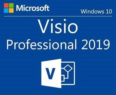 Download Microsoft Visio Professional 2019