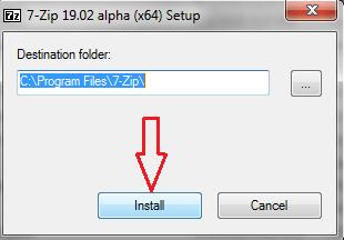 Install-7-Zip