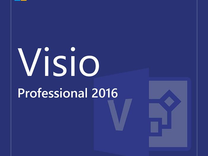 Microsoft Visio Professional 2016 Download