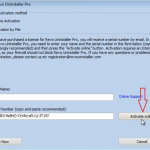 Revo Uninstaller Pro 3.2.1 Serial Key Free