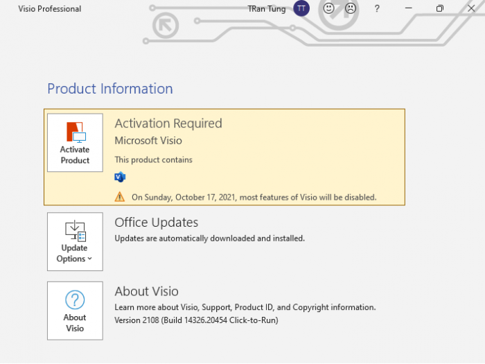 Download Visio Professional 2021 from Microsoft